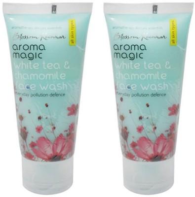 Aroma Magic White Tea and Chamomile (Pack of 2) Face Wash