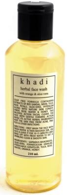 Khadi Natural Orange & Aloe Vera Face Wash