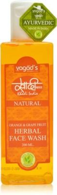 Khadi Natural Orange & Grapefruit  Face Wash