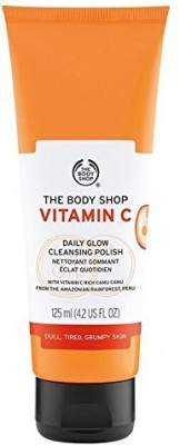 The Body Shop Vitamin C Daily Glow Cleansing Polish Face Wash