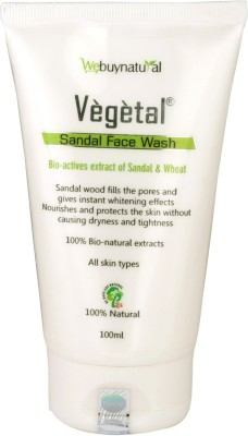 Vegetal Face Wash