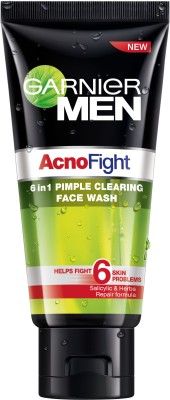 Garnier Acno Fight 6 in1 Pimple Clearing  Face Wash