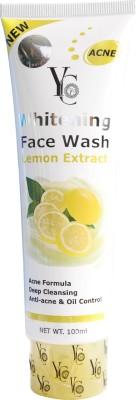 YC Whitening Lemon Face Wash