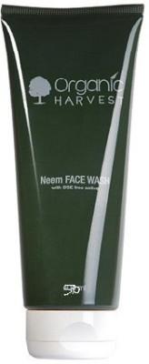 Organic Harvest Neem  Face Wash