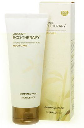 The Face Shop Arsainte Eco-Therapy Multi Cleansing Foam Face Wash(200 ml)