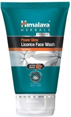 Himalaya Power Glow Licorice Face Wash