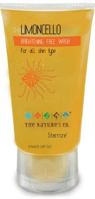 The Nature,s Co Limoncello Brightening Face Wash