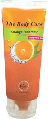 The Body Care Orange Face Wash