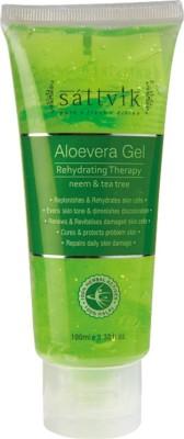 Sattvik Organics Aloe Vera Gel Face Wash