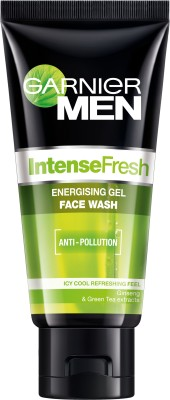 Garnier Men Intense Fresh Face Wash