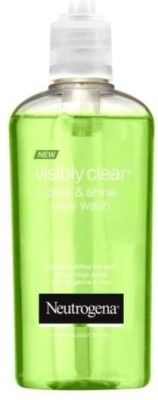 Neutrogena Visibly Clear Pore & Shine Daily Face Wash