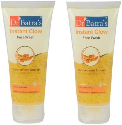 Dr Batra Instant Glow Facewash Face Wash
