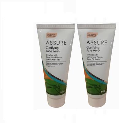 Assure Clarifying  Face Wash