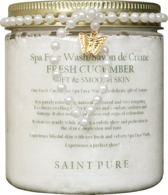 Saint Pure Fresh Cucumber Delicat Beaute  Face Wash