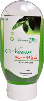Glowing Buzz Herbal Neem Face Wash