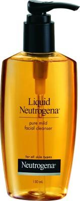 Neutrogena Liquid Face Wash