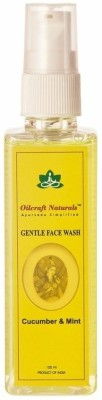 Oilcraft Naturals Cucumber and Mint Face Wash