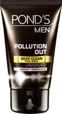 Ponds Men Pollution Out Face Wash(100 g)