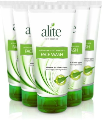 ALITE ACIVE NEEM AND ALOE VERA Face Wash