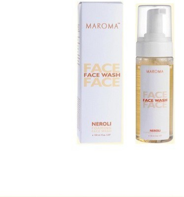 Maroma Auroville Neroli Foaming  Face Wash