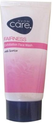 Avon Fairness Exfoliation Face Wash