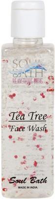 SOUL BATH Tea Tree  Face Wash