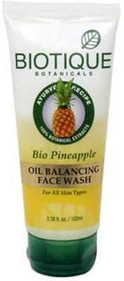 Biotique Bio Pineapple Oil Balancing  Face Wash