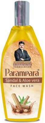Parampara Sandal & Aloe Vera Face Wash