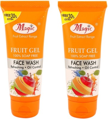 Nature's Essence Fruit Gel Face Wash