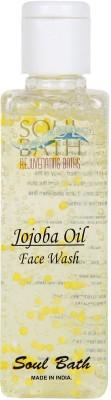 SOUL BATH Jojoba Oil  Face Wash