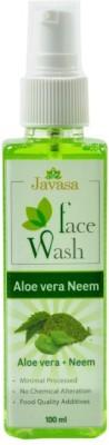 Javassa Aloe vera Neem Face Wash