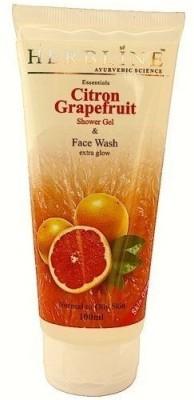 Herbline Citron Grapefruit Shower Gel &  Face Wash