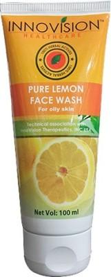 Innovision Pure Lemon  Face Wash