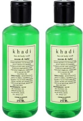 Khadi Herbal Neem and Tulsi face & body wash Face Wash