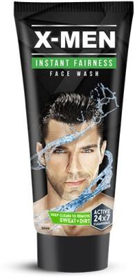 X-MEN Instant Fairness  Face Wash