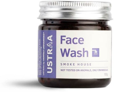 USTRAA by HAPPILY UNMARRIED Face Wash-Smoke House Face Wash