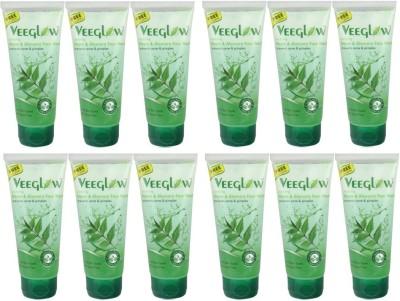 Veeglow Neem & Aloevera (12pcs) Face Wash
