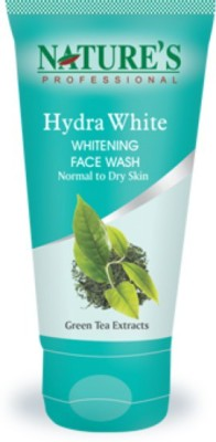 natures professional natural hydra white Face Wash