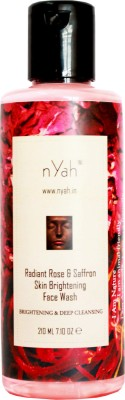 Nyah Radiant Roses Skin Brightening  Face Wash