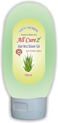 All Curez Aloe Vera Shower Gel 100ml Face Wash