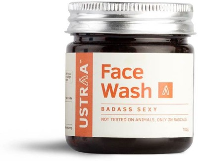 USTRAA by HAPPILY UNMARRIED Face Wash-Badass Sexy Face Wash