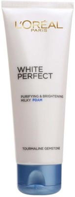 LOreal Paris White Perfect Milky Foam Face Wash(49 ml)