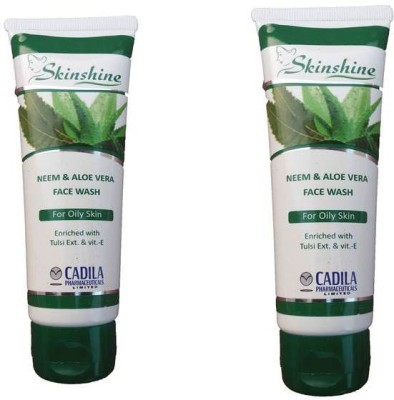 Skinshine Neem & Aloe Vera  Face Wash