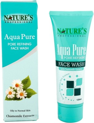 Nature's Essence Aqua Pure Pore refining Face Wash