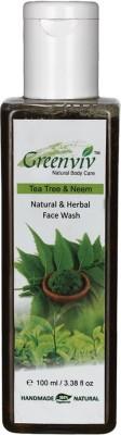 Greenviv Natural Neem  Face Wash