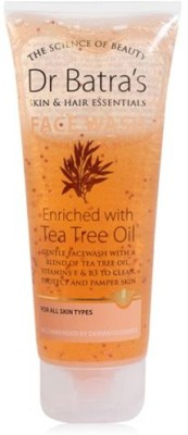 Dr Batra Tea Tree facewash Face Wash