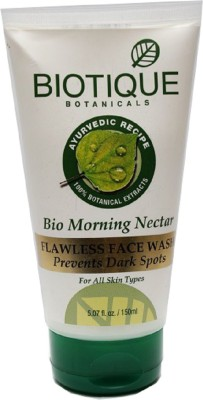 Biotique Bio Morning Nector Flawless  Face Wash
