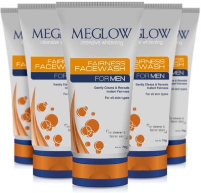 Meglow Intensive Whitening  Face Wash