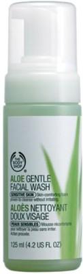 The Body Shop Aloe Vera Gentle Face Wash