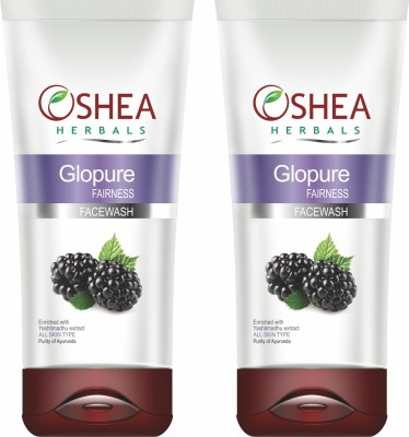 Oshea Herbals glopure Face Wash 120 g  available at Flipkart for Rs.320
